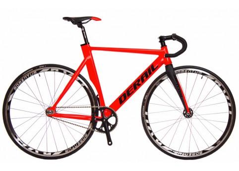 Vélo Fixie Derail Rouge